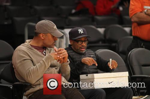 Spike Lee and Rick Fox 2