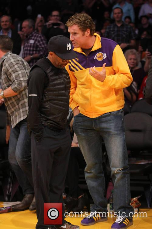 Spike Lee and Will Ferrell 8
