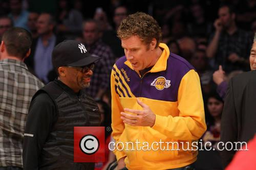 Spike Lee and Will Ferrell 9