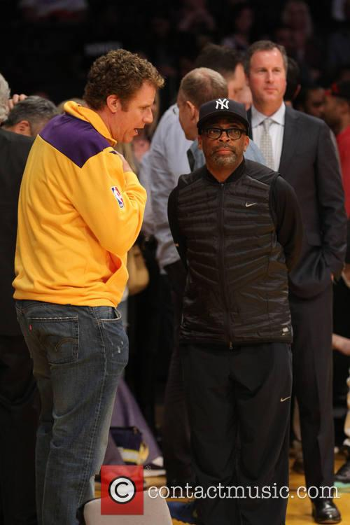Spike Lee and Will Ferrell 10
