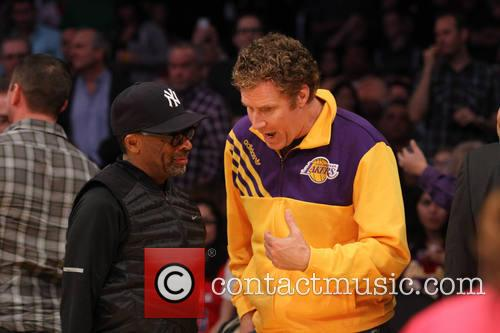 Spike Lee and Will Ferrell 1