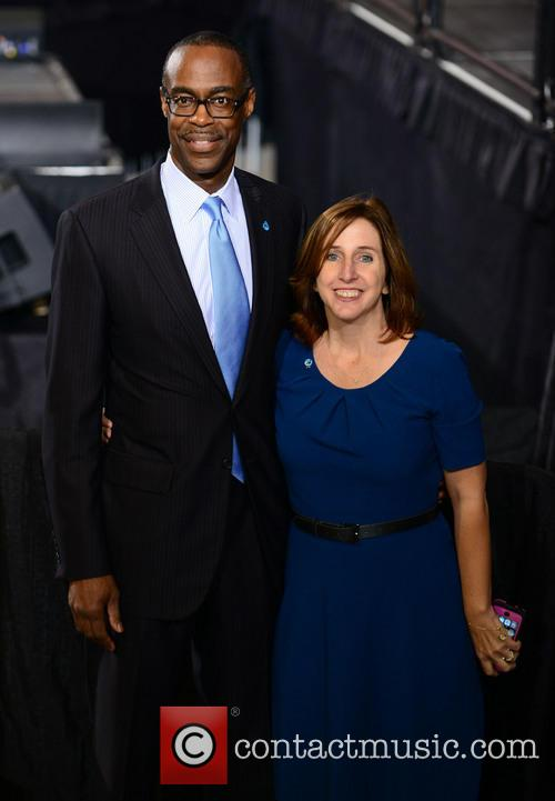 President Barack Obama and Robert W. Runcie 5