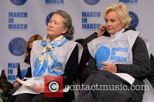 Peace, Ban Soon-Taek, Cindy McCain