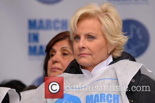 cindy mccain un women for peaces march 4101609