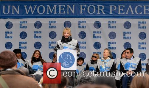 trudy styler un women for peaces march 4101627