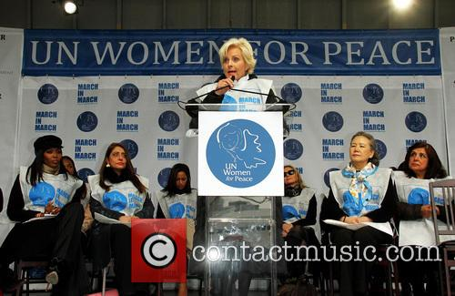 Peace, Cindy McCain
