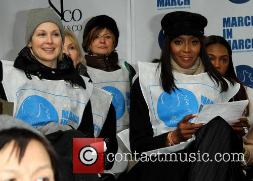 kelly rutherford naomi campbell un women for peaces 4101680