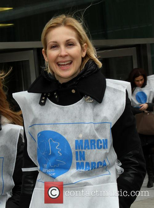 kelly rutherford un women for peaces march 4101673