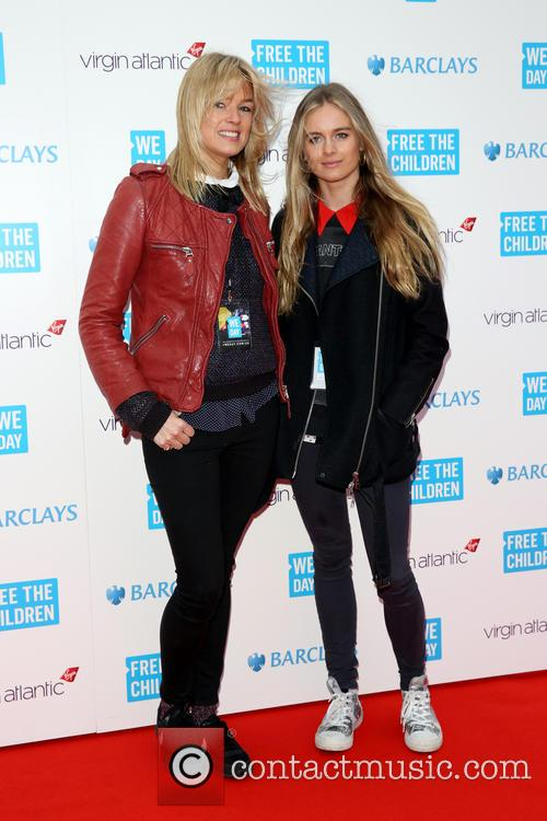 Cressida Bonas and Isabella Calthorpe 3
