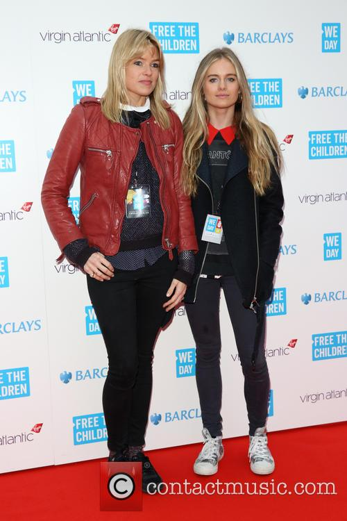 Isabella Calthorpe and Cressida Bonas 4