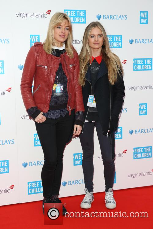 Isabella Calthorpe and Cressida Bonas 6