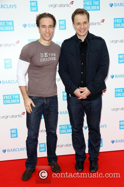 Marc Kielburger and Craig Kielburger 2