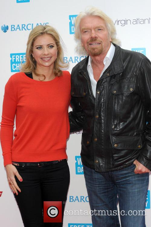 Holly Branson and Richard Branson 3