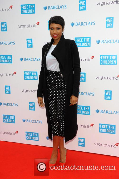 jennifer hudson we day uk charity event 4101291