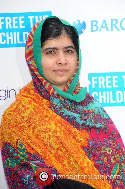 Malala Yousafzai, Wembley Arena
