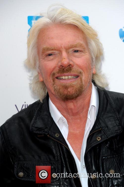 Richard Branson, Wembley Arena