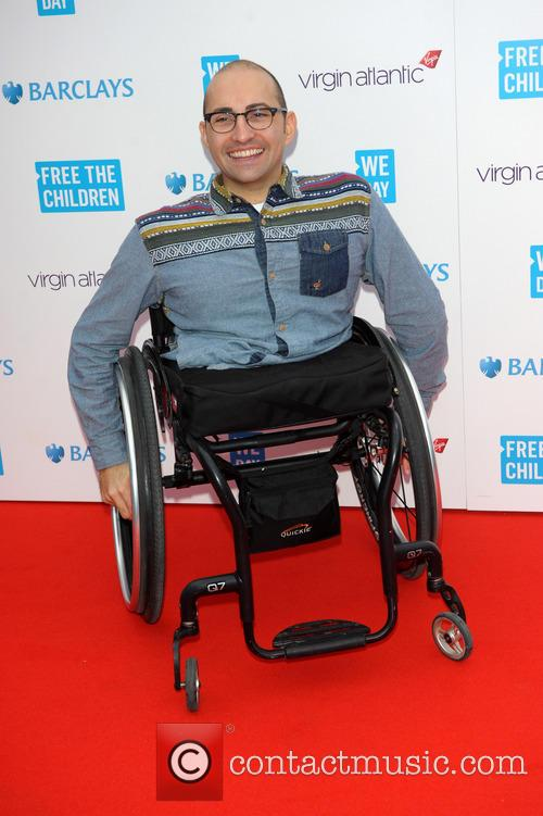 spencer west we day uk charity event 4101328