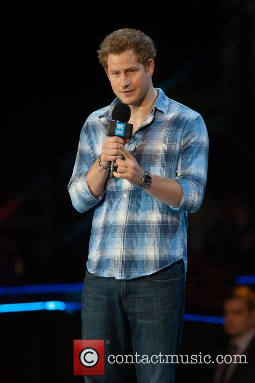 prince harry we day uk performances 4100708