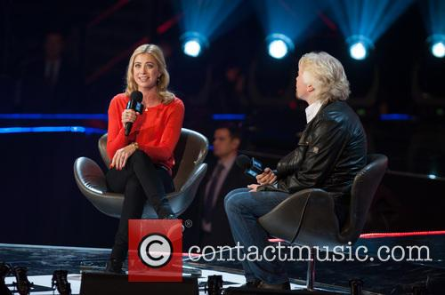 Holly Branson and Sr Richard Branson 2