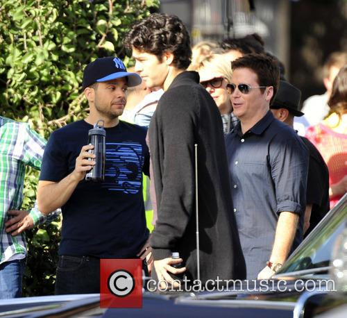 Kevin Connolly and Adrian Grenier 1