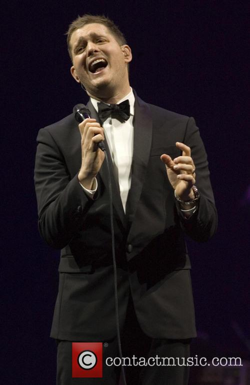 michael buble michael buble performs in scotland 4102444