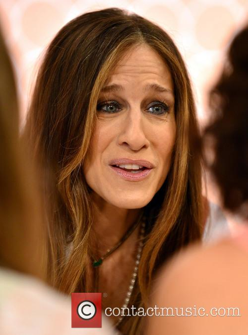 Sarah Jessica Parker launches her new shoe collection...