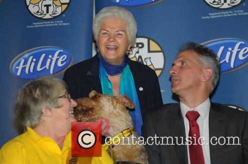 Pat Dog Of The Year Presentation and Pam St Clements 3