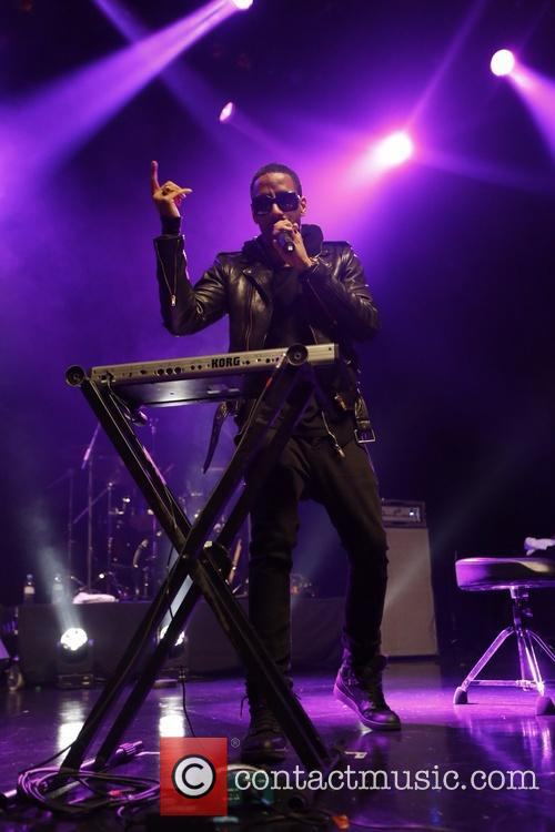 ryan leslie musicalize at the o2 4103577