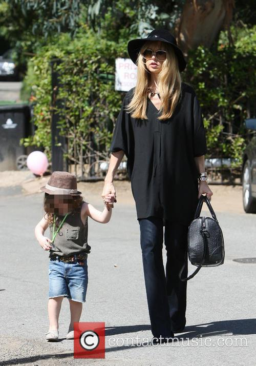 Rachel Zoe and Skyler Berman 6