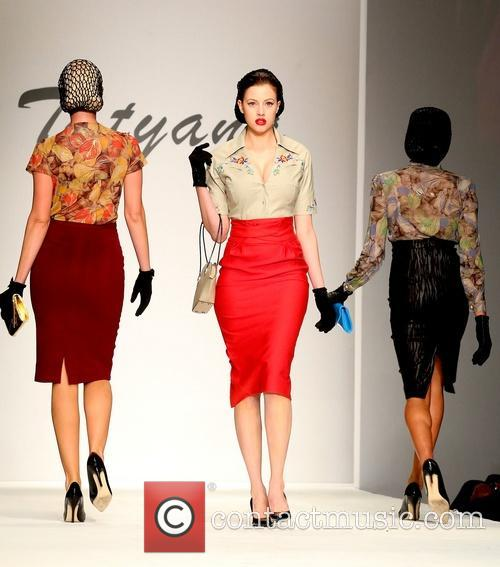 Models Style Fashion Week La Tatyana 4 Pictures