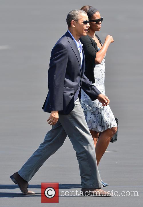 Barack Obama and Michelle Obama 10