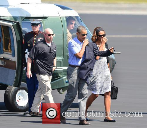 Barack Obama and Michelle Obama 11