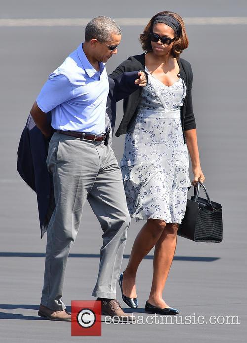Barack Obama and Michelle Obama 13