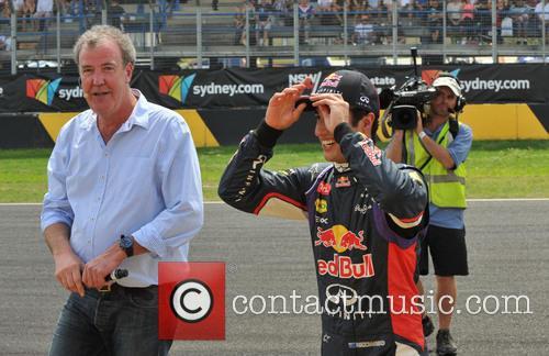 Jeremy Clarkson and Daniel Ricciardo 2