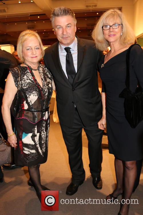 Alec Baldwin and Blythe Danner 2