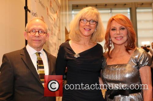 Bob Balaban, Blythe Danner and Marlo Thomas 2