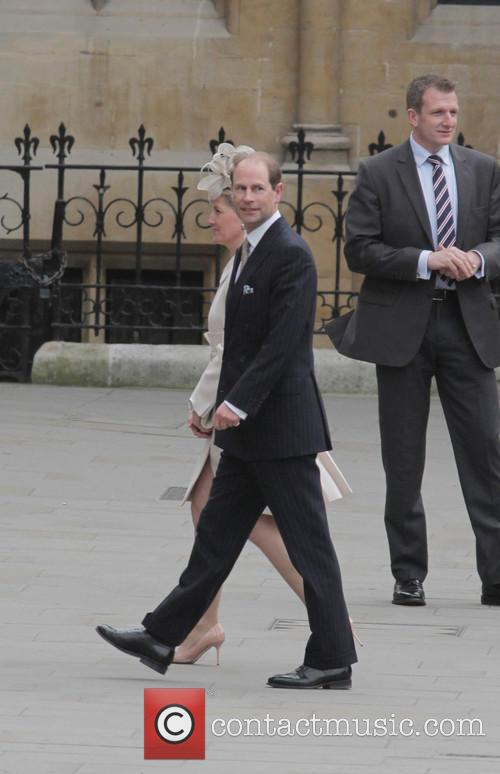 Earl Of Wessex, The Countess Of Wessex, Prince Edward, Sophie and Countess Of Wessex 2
