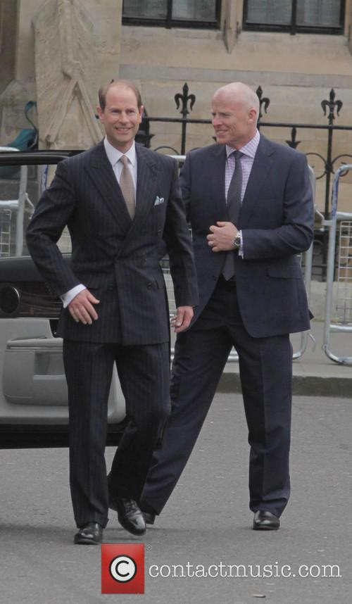 Prince Edward and Earl of Wessex 2