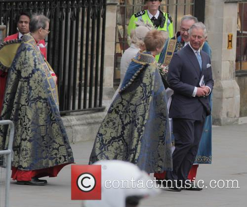 The Prince Of Wales and Prince Charles 1