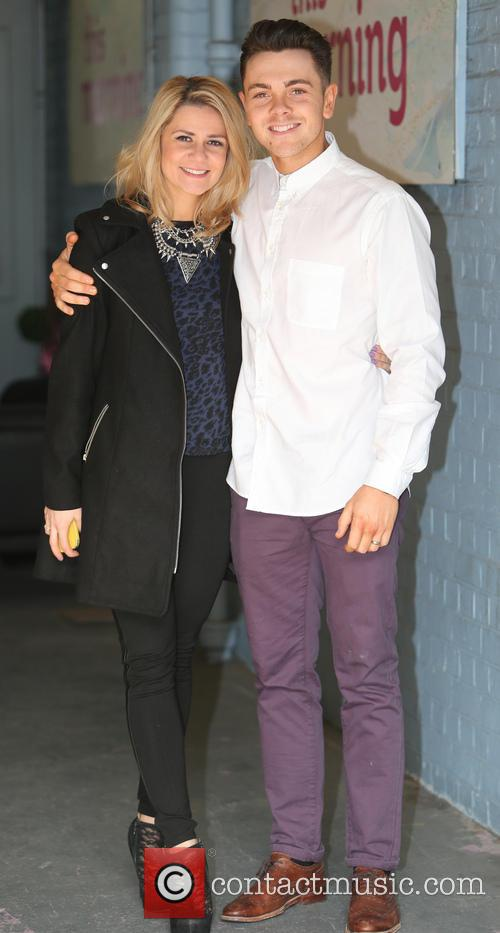 Ray Quinn and Emma Stephens 5