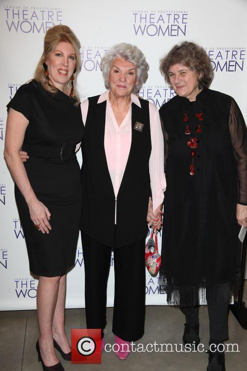 Lorca Peress, Tyne Daly and Maxine Kern 2
