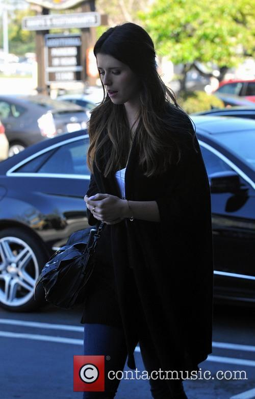 Maria Shriver and her daughter Katherine Go Shopping
