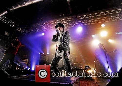 Paul Smith and Maximo Park 10