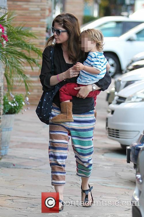 Selma Blair and Arthur Saint Bleick 3