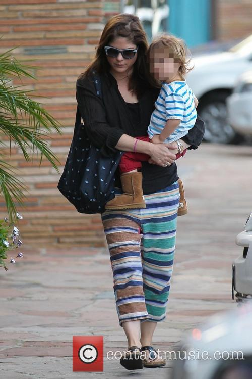 Selma Blair and Arthur Saint Bleick 4
