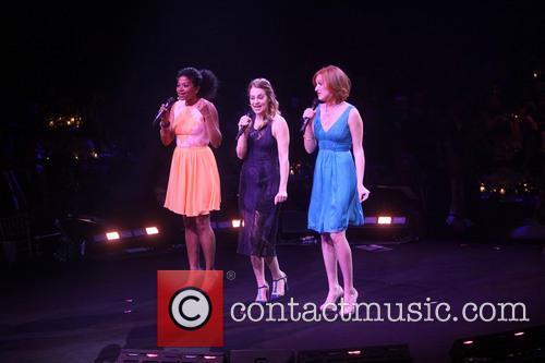 Rebecca Naomi Jones, Jenni Barber and Erin Mackey 2