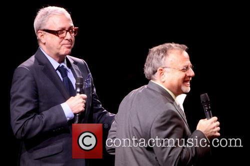Scott Wittman and Marc Shaiman 2