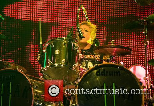 Scorpions and James Kottak 5