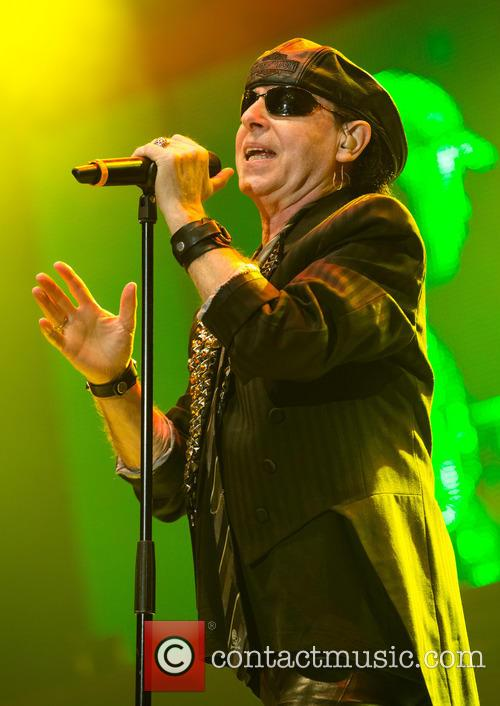 Scorpions and Klaus Meine 2