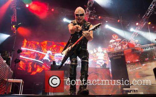 Scorpions and Rudolf Schenker 4